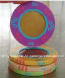 لوطس صنع وفقا لطلب الزّبون [بس] كازينو رقاقات, [سملّ دنومينأيشن] [14غ] لأنّ كازينو يقامر