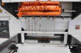 Machine de découpage de clinquant automatique et se plissante de estampage chaude