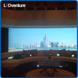 Indicador de diodo emissor de luz interno da cor cheia grande para anunciar, teatro