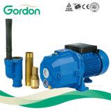 Pompe à eau à puits d'eau auto-amorçante avec jauge de pression (FCP)