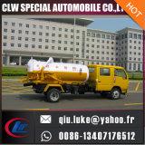 Qualitäts100% garantierter Dongfeng 4X2 4-5cbm Abwasser-spritzenlkw