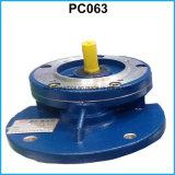 Nmrv050ギヤモーターPC063機械モーター伝達が付いている螺旋形ギヤ単位