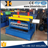 Kxd 1100 de Automatische Machines van het Bouwmateriaal van de Tegel van het Metaal Dakwerk Verglaasde