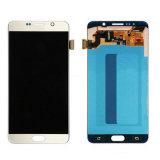 Affichage à cristaux liquides de téléphone cellulaire pour l'affichage à cristaux liquides Displsy (XSLS-017) d'écran tactile LCD de téléphone mobile de la note 5 de Samsung