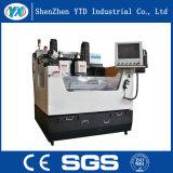 Máquina de grabado del protector del vidrio/pantalla del teléfono de la máquina de grabado del CNC