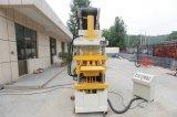 Hydraulischer Ziegelstein-Maschinen-/Lehm-Ziegelstein des Lehm-Hby1-10, der Pflanze für Verkauf bildet