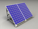 поликристаллическая панель солнечных батарей 80W для домашней солнечной электрической системы PV