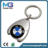 La insignia promocional Keychain simbólico del OEM con Matt acabó