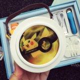 Pokemonの漫画の充満宝物Pokemonの明るい移動式電源力の貸金庫一定8000mAh