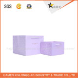 Sacs en papier personnalisés par constructeur professionnel pour le cadeau avec des traitements en gros