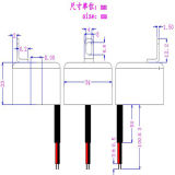 Aktueller Signalumformer mit Metallgehäuse-Schutz
