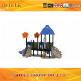 Kind-Spiel-Bereichs-Gerät mit Aluminiumpfosten