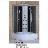 Konkurrierender ausgeglichenes Glas-Dusche-Raum