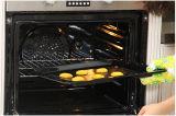 Strato del cuoco dello strato del Teflon della stuoia della griglia della fodera del BBQ di PTFE per non il bastone