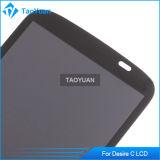 Convertitore analogico/digitale pieno dello schermo dell'affissione a cristalli liquidi Display+Touch per il nero di desiderio C A320e di HTC