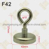D42mm de Klem van de Magneet van de Zeldzame aarde voor Holding