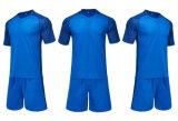 Breathable Fußball-Jersey-kundenspezifisches Größen-Team Jersey