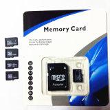 로고에 의하여 주문을 받아서 만들어지는 1g 2g 4G 8g 16g 32g 64G를 가진 OEM 마이크로 SD 카드