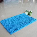 Le tapis avec de l'eau fait sur commande tapis de bain de salle de bains de porte de salle de bains de chambre à coucher de couvre-tapis de natte de couvre-tapis de Chenille