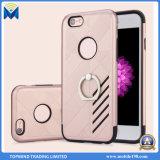 Caisse hybride protectrice sûre de luxe du constructeur TPU de la Chine pour l'iPhone 7 5 5s 6 6s 7 positifs