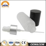 Schwarze Pumpen-Schutzkappen-kosmetische Mattflasche für Haut-Sorgfalt