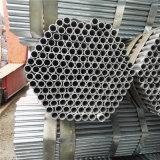 Figura rotonda della sezione e tubo di ERW BS1387 ASTM A53 gr. B Galvinized