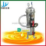 Système à plusieurs étages de filtre de carburant diesel particulièrement pour produire de l'électricité