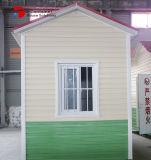 중국은 호화스러운 콘테이너 집을 공급했다