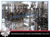 Embotelladora de relleno de la bebida de la carbonatación del zumo de fruta de la pequeña escala de la alta calidad