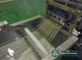 Máquina de composição plástica no enchimento elevado Masterbatch de PP/PE que faz a máquina