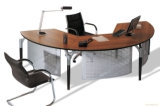 Vector de madera moderno de la oficina del MDF del MFC de los muebles de oficinas de China (NS-NW129)