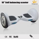 E-Vespa ligera eléctrica de equilibrio de la vespa LED Bluetooth de la vespa 10inch