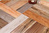 Non Slip de plancher en porcelaine Tile usine de bois (15607)