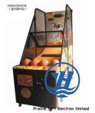 Innenspielplatz scherzt Basketballspiel-Maschine für Verkauf (ZJ-BG02)