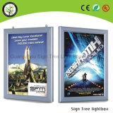 Venta al por mayor customed Caja ligera delgada Pequeño LED
