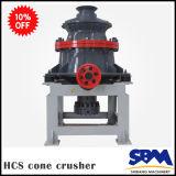 Trituradora de piedra usada del cono (series HCS90)