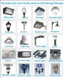 UL ETL Tvu impermeable 12-150W E40 LED lámpara del maíz