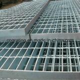 El aluminio galvanizó la reja serrada de la Yo-Barra