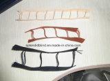 De kleurrijke Banden van de Ladder voor Houten Zonneblinden