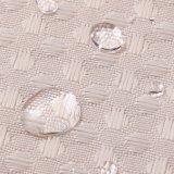 Tenda di acquazzone impermeabile della stanza da bagno del poliestere del jacquard alla moda della cialda