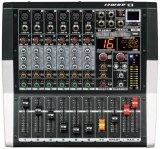 特別で新しいデザインによって動力を与えられるミキサーTe600シリーズ専門家のアンプ