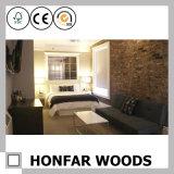 Mobília do quarto da pensão com mobília de madeira