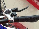 2017新しいデザインMTB Ebike強力な昇進のためのモーターによって押される山の電気バイク