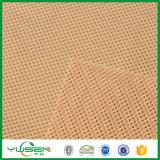 Tissu 100% de maille du polyester 3*1 pour le tissu de garniture de vêtements de sport