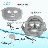 Terapia ligera de la máscara LED del rejuvenecimiento de la piel del equipo LED de PDT para el Facial