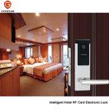 Shenzhen-Hersteller-preiswerte Schlag-Karten-Digital-wasserdichter Hotel-Verschluss