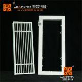 Traliewerk van uitstekende kwaliteit van de Staaf van de Airconditioning van het Aluminium 30degree het Lineaire