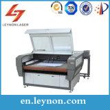 Máquina de estaca acrílica gravada do laser do plexiglás da máquina de estaca do laser do Woodcut