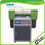 Máquina de impressão UV de Digitas do sistema de Wer A1 7880 para cerâmico, o vidro e a madeira