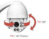 PTZ IPのカメラを回す新しいモデル4MP Poe